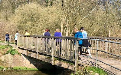 Nordic Walking startet am 20. März 2020 Jeden Freitag ab 10:30 Uhr