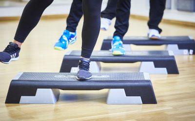 Workshop: Step Aerobic Freitag, den 7.02.2020 von 10:00 - 11:00 Uhr