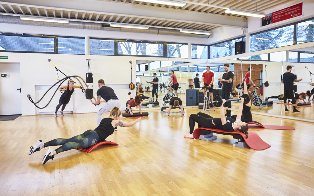 Änderungen zum Trainieren auf der Trainingsfläche ab dem 20.07.2020 Zirkeltraining zur Mittagszeit